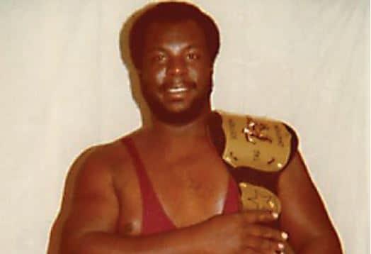 """James """"Kamala"""" Harris began his professional wrestling career as """"Sugar Bear"""""""